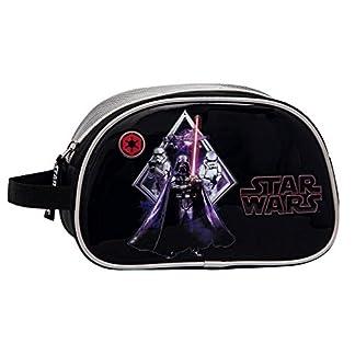 Star Wars Darth Vader Neceser Adaptable a Trolley, Color Negro