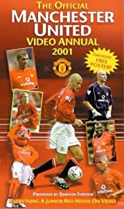 Manchester United: Video Annual [VHS]