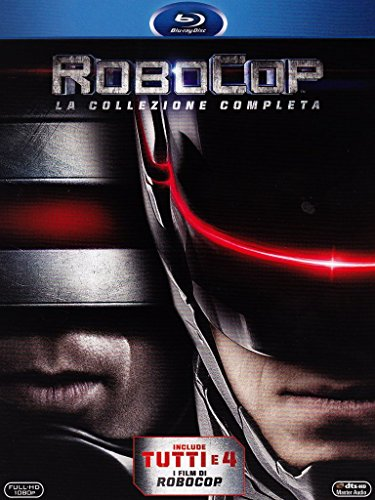 robocop - la collezione completa (4 blu-ray disc) [Italia] [Blu-ray]