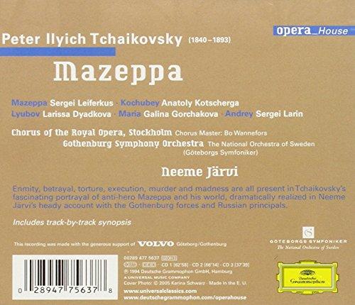 Tchaïkovski : Mazeppa