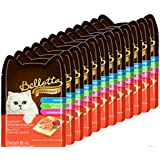 Bellotta Wet Food For Cats And Kittens, Tuna And Salmon, 85 G (Pack Of 12)