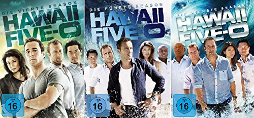 Seasons 4-6 (18 DVDs)