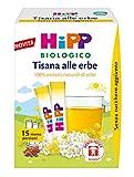 Hipp Tisana Stick Erbe - 6 confezioni da 5 g