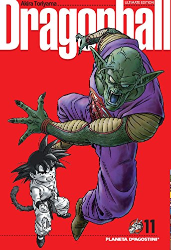 Descargar Libro Dragon Ball nº 11/34 (DRAGON BALL ULTIMATE) de Akira Toriyama