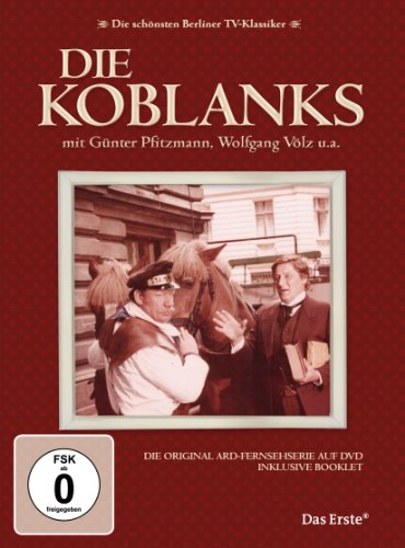 Die Koblanks [4 DVDs]