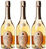 Aimery Sieur d Arques Crémant de Limoux Rosé Brut Grande Cuvée 1531 Méthode Traditionelle (3 x 0.75 l)