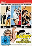 Harry mit den langen Fingern (Harry in your Pocket) / Turbulente Gaunerkomödie mit James Coburn und Michael Sarrazin (Pidax Film-Klassiker) [Alemania] [DVD]