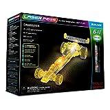 Laser Pegs 61012 Dragster - Set de construcción 6 en 1