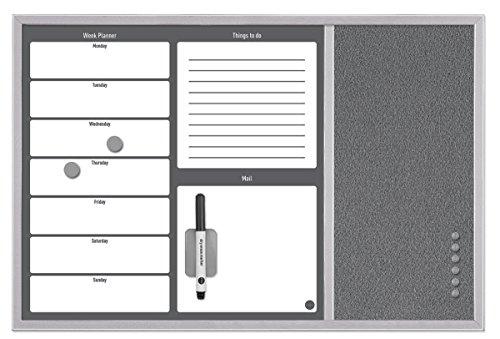 bi-office-mx03400529-kombiplaner-mdf-rahmen-lackierter-stahl-filz-60-x-40-cm-grosser-grau-weiss