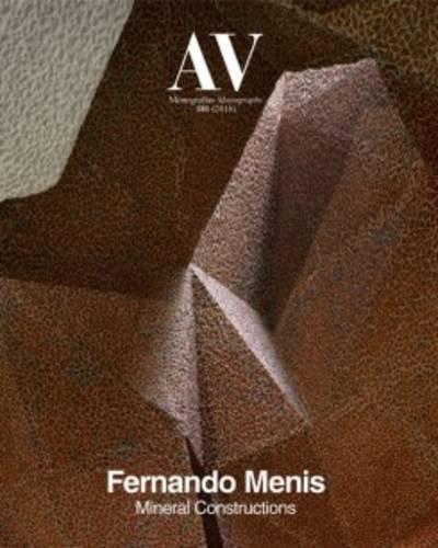 Av Monographs 181 - Fernando Menis: Mineral Constructions por edited