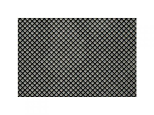 FKS-Modellbau 4060-09 - Gitter diagonal, 3 Maschen pro mm, 40x60mm