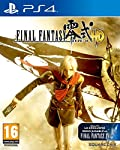 Final Fantasy Type-0 HD para PS4