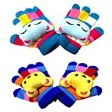 DCS (18)Woolen Safety Colorful Bear Baby...