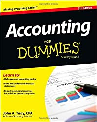 Accounting For Dummies by John A. Tracy (2013-03-18)