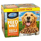 HiLife Feed Me! Dog Food Turkey Chicken & Fresh Vegetables With Bacon