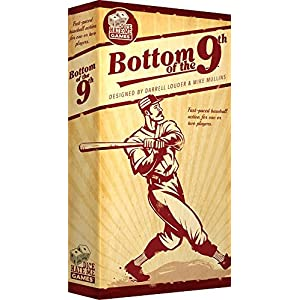Dice Bottom of The 9th Card Game by Hate Me Games