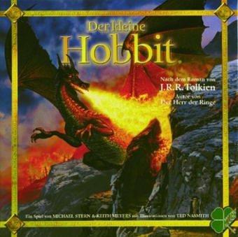 Preisvergleich Produktbild Der kleine Hobbit (Spiel)