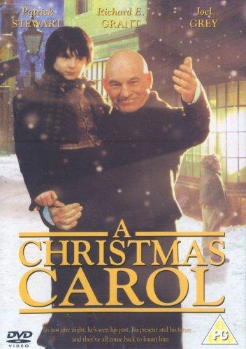 A Christmas Carol by Patrick Stewart