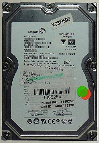 250GB Seagate Barracuda ES.2 ST3250310NS SATA ID12449 -