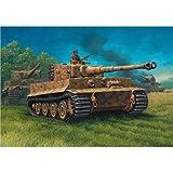 "Revell Modellbausatz Panzer 1:72 - PzKpfw VI ""Tiger"" I Ausf.E im Maßstab 1:72"
