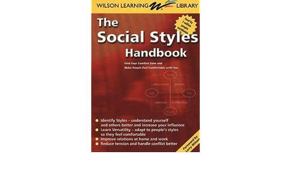 wilson learning social styles
