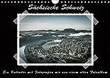 Sächsische Schweiz (Wandkalender 2020 DIN A4 quer): Traumhafte Landschaft im Elbsandsteingebirge, ein Kalender mit Fotografien wie aus einem alten ... (Monatskalender, 14 Seiten ) (CALVENDO Natur) -