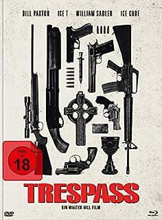 Trespass - Limitiertes Mediabook (Cover C) - Limitiert auf 500 Stück (+ DVD) [Blu-ray]