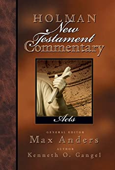 Holman New Testament Commentary - Acts: 5 di [Gangel, Kenneth]