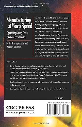 Zoom IMG-1 manufacturing at warp speed optimizing