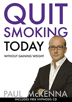Quit Smoking Today Without Gaining Weight (Book & CD) from Bantam Press