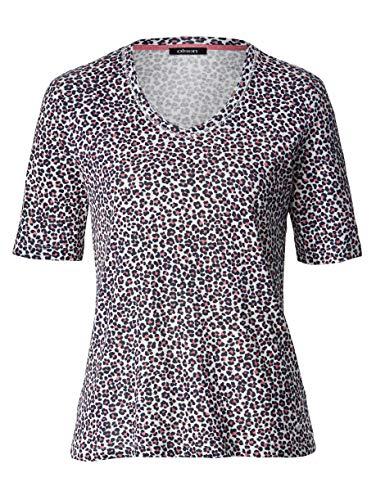 Olsen Damen Shirt aus Reiner Baumwolle Hautfreundlich 38