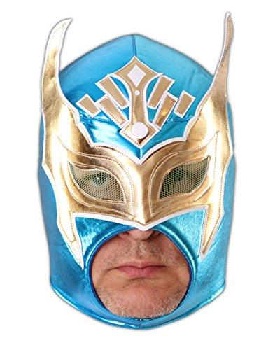 Wrestling Maske Sky Fighter, Luchador Lucha Libre Masken Ringermaske