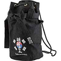 caeec8cc8c Blitz Taekwondo Discipline Duffle Bag - Black - Martial Arts Training