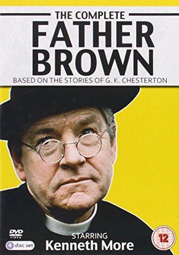 father-brown-boxed-set-dvd-reino-unido