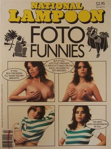 National Lampoon - Foto Funnies -