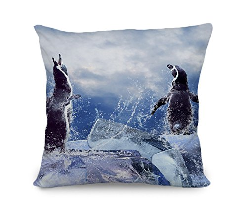 yinggouen-howling-sea-lions-due-decorate-per-un-divano-federa-cuscino-45-x-45-cm