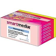 SmartMedix Lernkarten Physiologie Box 1: Zellphysiologie, Blut, Immunsystem, Herz, Kreislauf, Atmung und Leistungsphysiologie