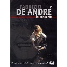 De Andre' in Concerto [DVD AUDIO]