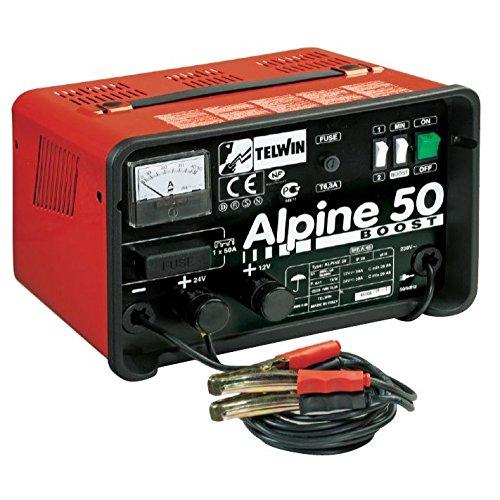 Chargeur de batteries 12/24V 45A Alpine 50 boost 4 puissances de charge