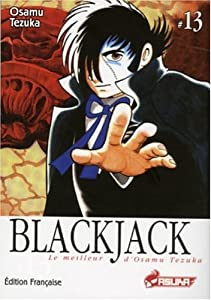 Black Jack Edition simple Tome 13