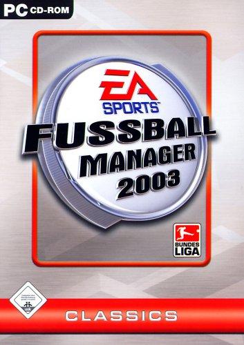 Fussball Manager 2003 [EA Classics]