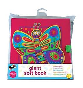 Galt - Libro de actividades infantiles (A1166J) Importado