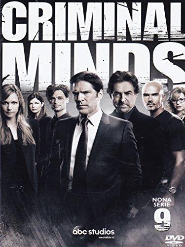 Criminal Minds 9 Serie (5 DVD)
