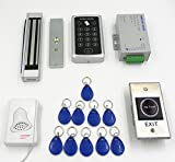 Imported 1000-user RFID Access Control S...
