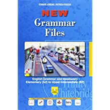 New grammar files. English grammar and vocabulary elementary (A2) to upper-intermediate (B2). Per le Scuole superiori. Con e-book. Con espansione online. Con DVD-ROM [Lingua inglese]