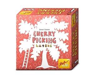 Noris Zoch 601105062 - Cherry Picking, Kartenspiel