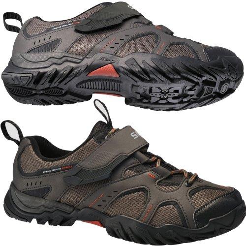 Shimano - Zapatillas de ciclismo para mujer marrón marrón 40 EU