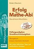 Erfolg im Mathe-Abi NRW Prüfungsaufgaben Grund- und Leistungskurs: mit der Original Mathe-Mind-Map