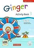 Ginger - Early Start Edition - Neubearbeitung: 3. Schuljahr - Activity Book mit interaktiven Übungen auf scook.de: Mit CD-ROM, Audio-CD, Minibildkarten und Faltbox