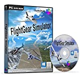 FlightGear 2016 - Realistic Flight Simulator for Microsoft Windows & Apple Mac OS X - BOXED AS SHOWN